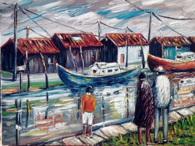 Gujan-Mestras Bassin d'Arcachon
