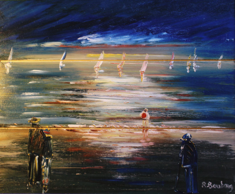 Le ciel, la mer, la terre et nous pauvres pêcheurs