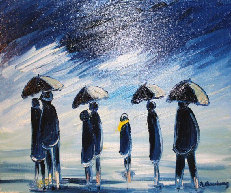 Eloge du parapluie