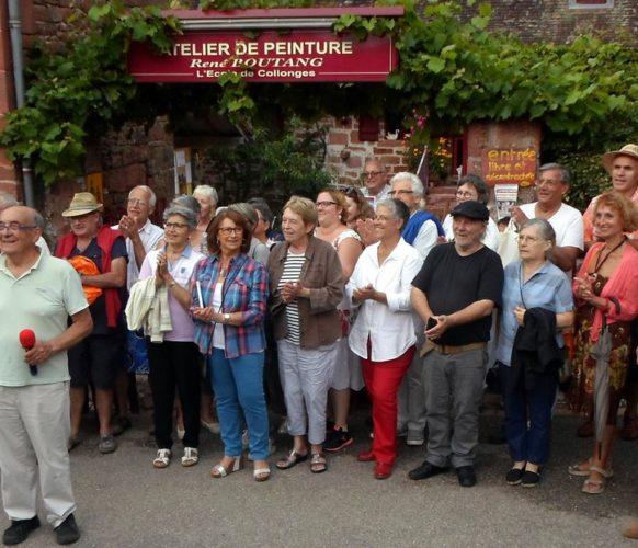 Fête de la peinture 2017 Collonges-la-Rouge (7)