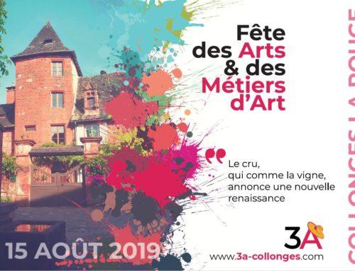 Fête des Arts & des Métiers d'Art 2019