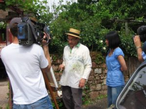 Television report France 3 Limousin