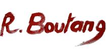 René Boutang Logo