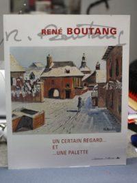 René Boutang Un certain regard et une palette