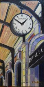 Artwork for sale René Boutang Collonges la rouge Brive, end of the line