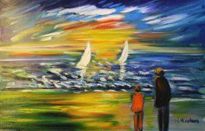 Les bords de mer 6