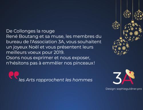 Bon art 2019 !