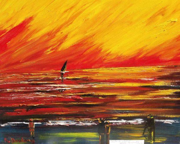 Eclats de Rouge Australie Darwin