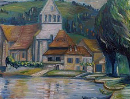 Chapelle des pénitents Beaulieu sur Dordogne