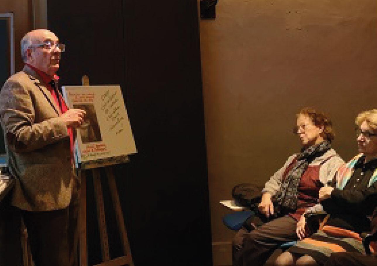 Conférence de René Boutang Musée Labenche Brive la Gaillarde