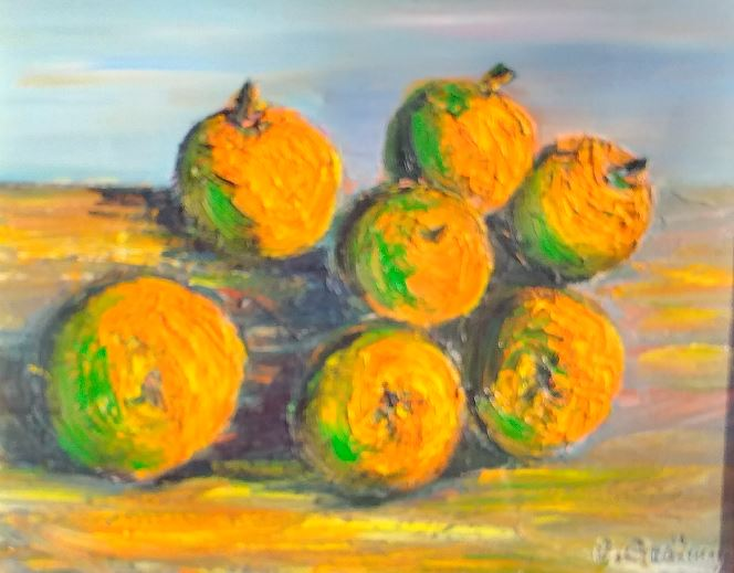 Artwork for sale Fruits René Boutang Collonges la Rouge
